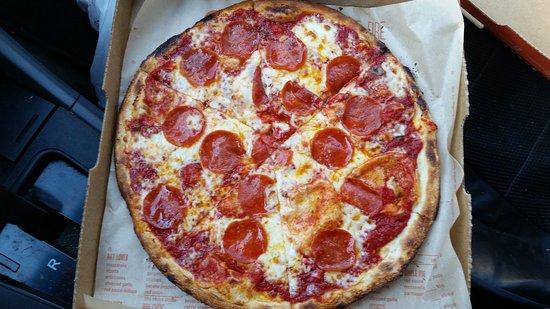 Normal, IL: Pizza
