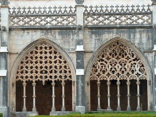 Mosteiro da Batalha (claustro)