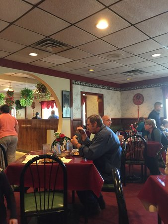 Harrisonburg, VA: Golden China Buffet