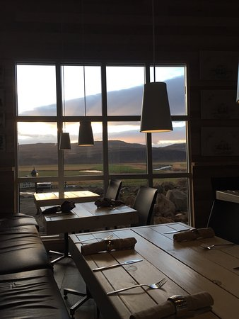 Bifrost, Iceland: Hraunsnef Country Hotel