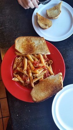 Arcadia, CA: I really liked the pasta putanesca