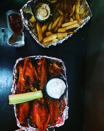 New City, NY: Best Wings in NYC