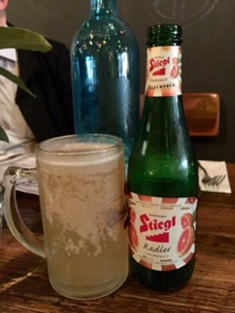 Richmond, Australia: Radler by Stiegl