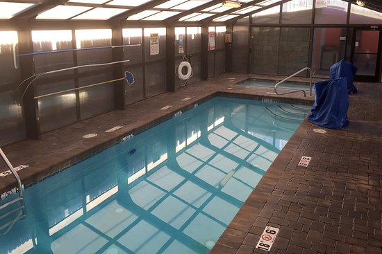 BEST WESTERN Pony Soldier Inn & Suites: Best Western Pony Soldier Inn - Flagstaff, Arizona - Pool Area
