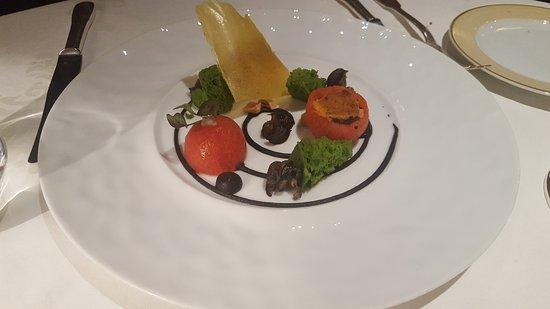 Tournus, Francia: Repas délicieux