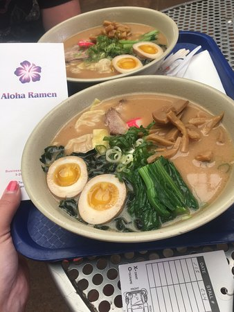 Aloha ramen lihue restaurant reviews phone number for Asian cuisine kauai