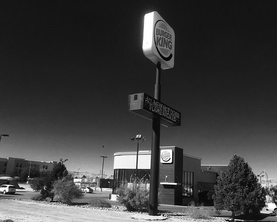 Burger King - Kayenta, Arizona
