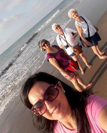 Hotel El Marqués: Playa frente al hotel