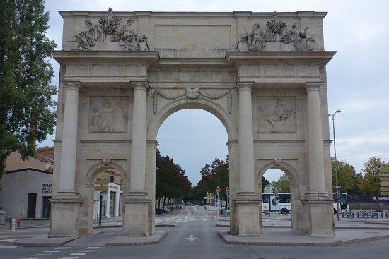 Porte sainte catherine nancy alles wat u moet weten for Rue catherine opalinska nancy