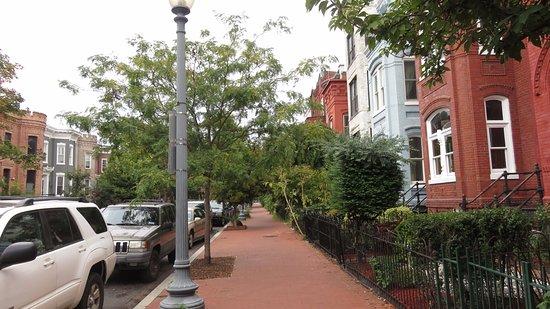 Cardozo Guest House : neighborhood street