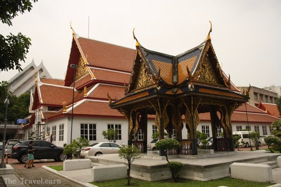 National Museum Bangkok, Thailand - Picture of The National Museum Bangkok, B...