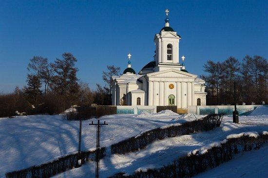 Vhodoiyerusalimskiy Temple