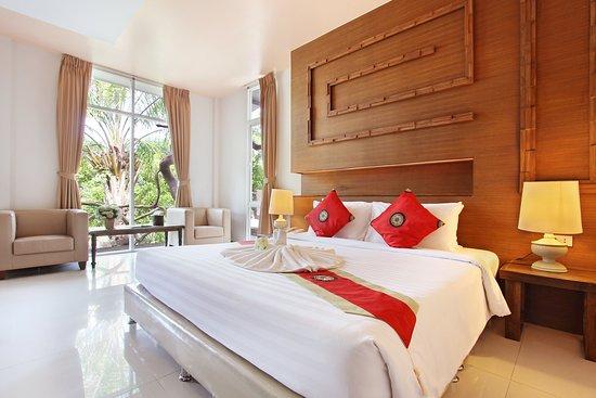 Kaeng Krachan, Tajlandia: Deluxe Room