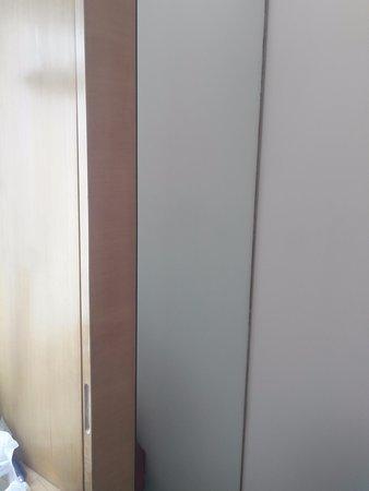 ibis Gurgaon Golf Course Road: Wooden wardrobe