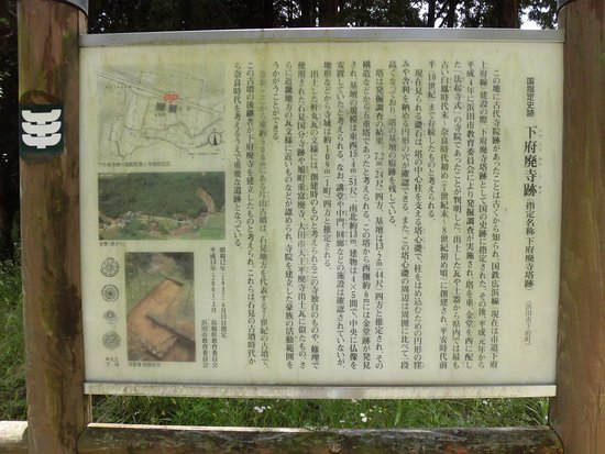 Shimokohaiji Temple Tower Site