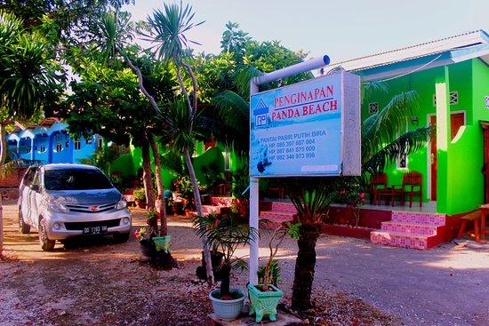 Hotel Bira Panda Beach