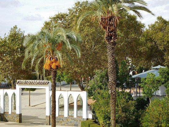 Rute, Spanyol: Calle Paseo del Fresno