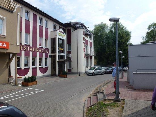 Slubice, Polonia: Hotel Relax