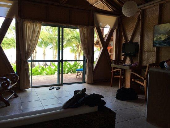 Arorangi, Wyspy Cooka: Kitchen and Dining
