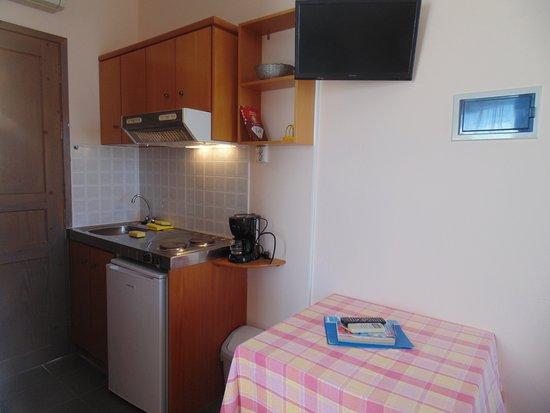 Heliotopos Apartments: Studio 2p.