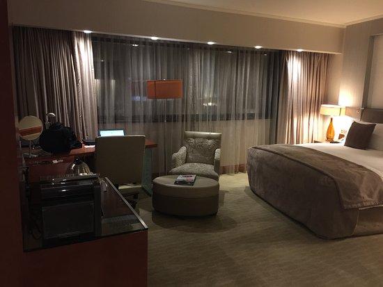 InterContinental Johannesburg Sandton Towers: Room 2852