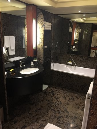 InterContinental Johannesburg Sandton Towers: Bathroom 2852