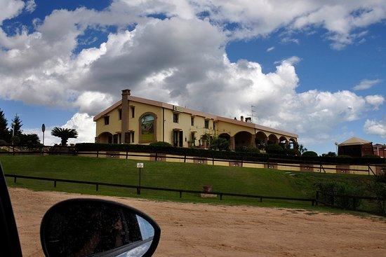 Villa San Pietro, Italien: Agrihotel Morada