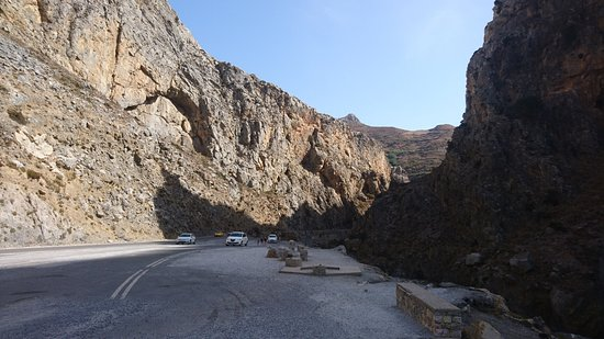 Plakias, Grecia: Kourtaliotiko Gorge