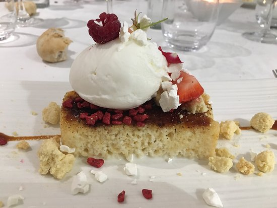 Ponteareas, Hiszpania: Parte del menú degustación... aunque varía cada temporada!!! Riquísimo