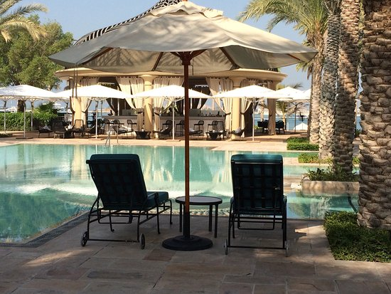 The Palace at One&Only Royal Mirage Dubai: Truly a One and Only hotel