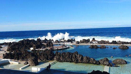 Porto Moniz Natural Swimming Pools: Swimming Pools Madeira