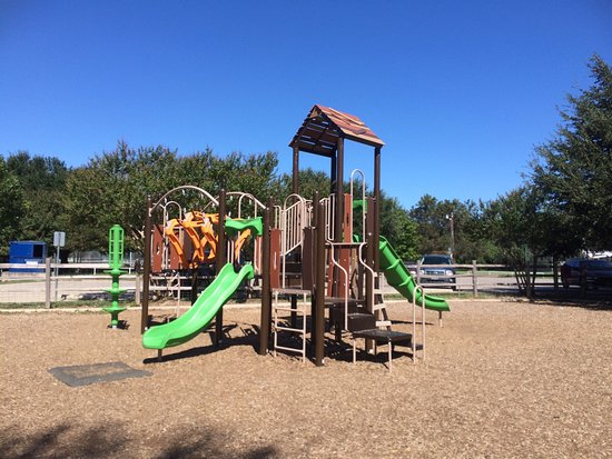 Bastrop, TX: Updated park