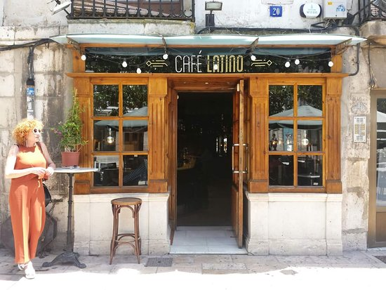 Province of Burgos, Spagna: Cafe Latino