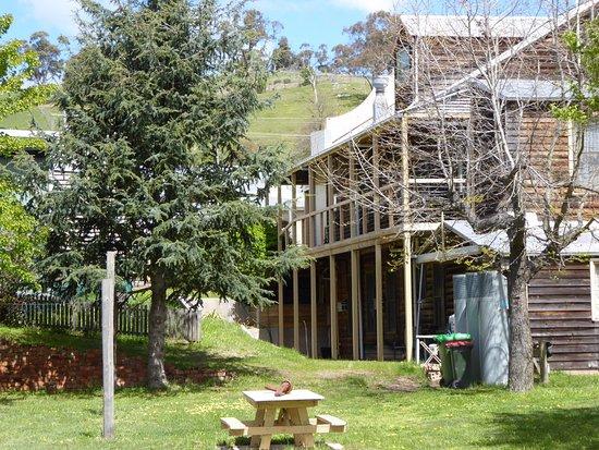 snug as a bug motel omeo australie voir les tarifs et avis chalet tripadvisor. Black Bedroom Furniture Sets. Home Design Ideas