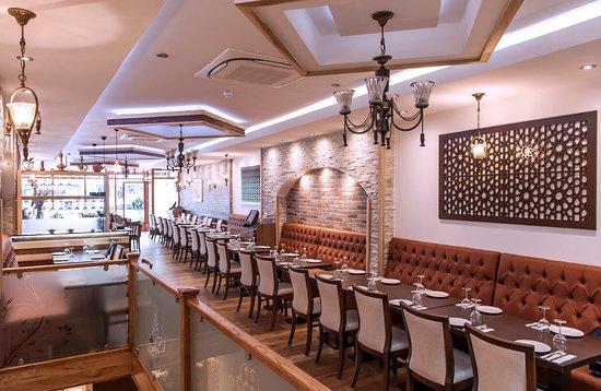 Tugra turkish restaurant bromley restoran yorumları