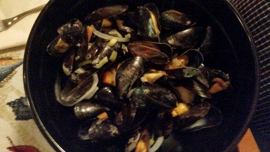 Wangerooge, Tyskland: Muschelsaison