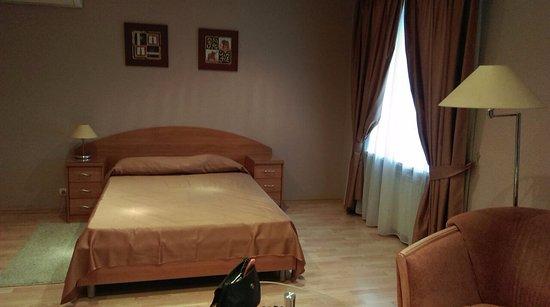 Sura Hotel: Улучшенный номер