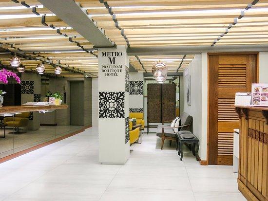 Metro Pratunam Boutique Hotel