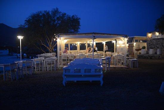Kanali Restaurant: Evening at Kanali