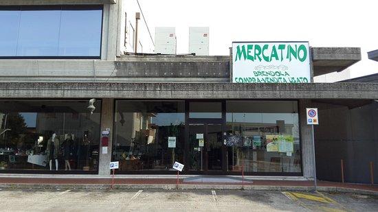 Mercatino compra vendita usato brendola italien for Mercatino usato vicenza