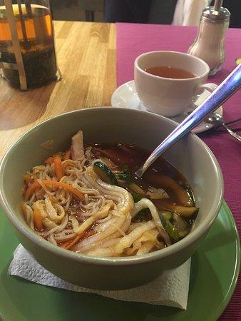 Секреты приготовления горячих супов на сайте instacook.me