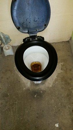 Malham, UK: mens toilet