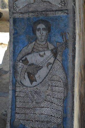 Azraq, Jordan: Des fresques splendides!