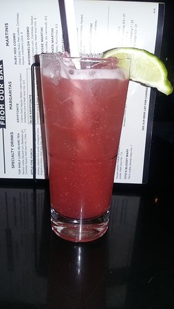 Southaven, MS: Strawberry Watermelon Margarita