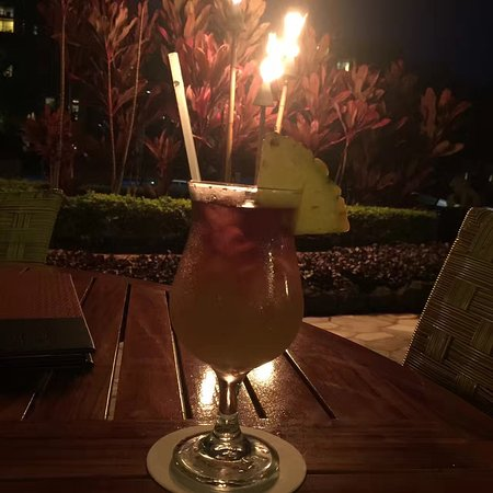 Kukui's Restaurant and Bar : drink