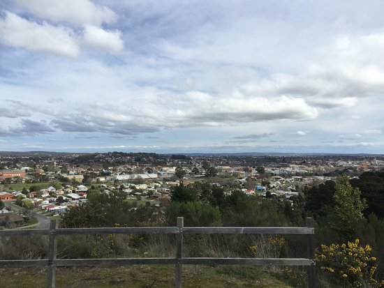 Ballarat, Australia: Black Hill Lookout