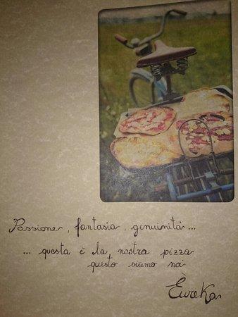 Solferino, Italien: Pizzeria Eureka