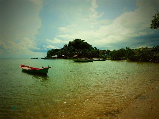 Kep, Kambodscha: Break time