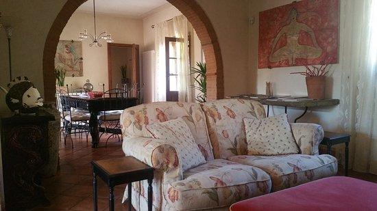 Casciana Terme Lari, Italia: Inside
