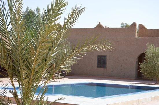 Palais des dunes: La maravillosa piscina